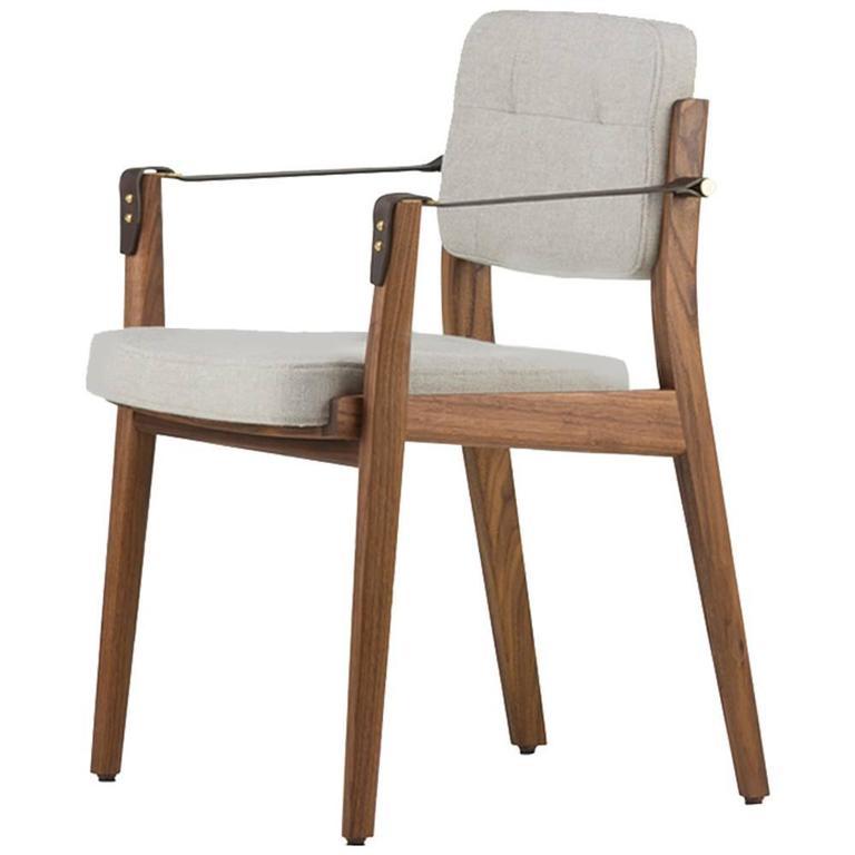 Neri And Hu For De La Espada Capo Dining Armchair For Sale