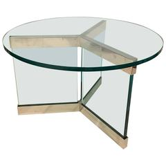 Leon Rosen Cocktail Table for Pace Collection