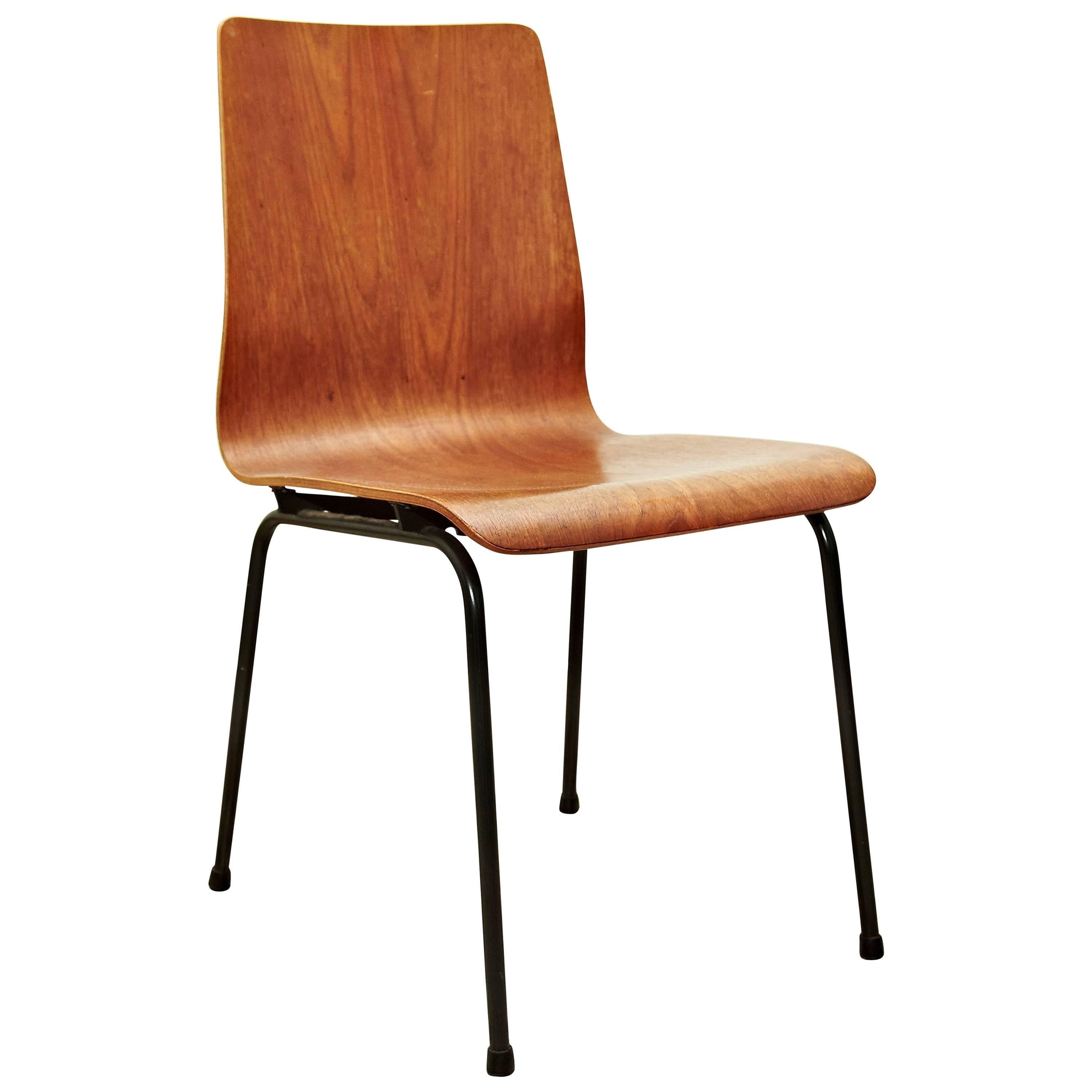 Friso Kramer Chair By Auping For Sale