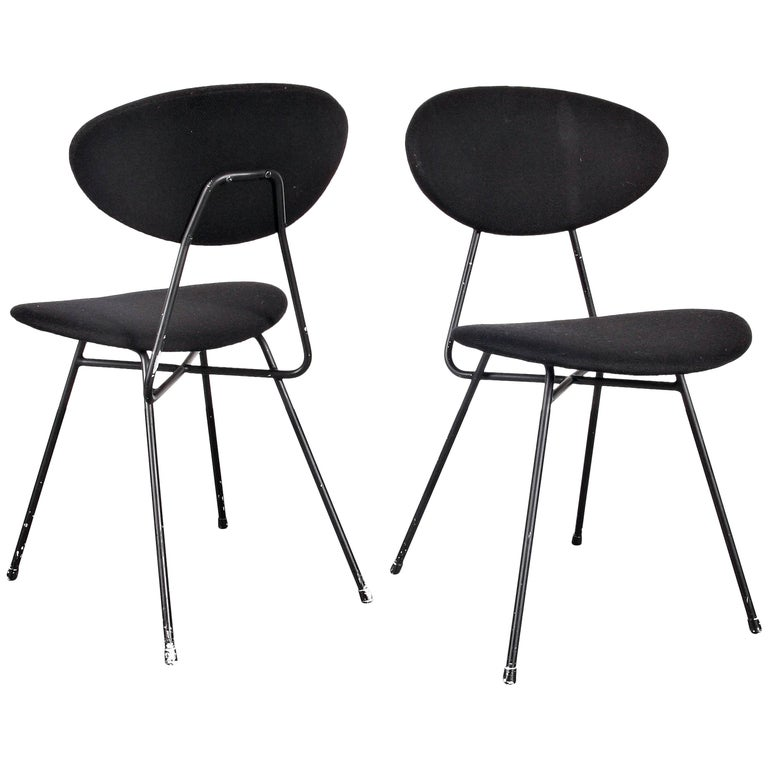 Rob Parry Pair of Chairs, circa 1950
