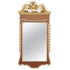Friedman Brothers Mahogany Colonial Williamsburg Collection Mirror Model CW-LG15