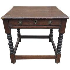 English Country Table, 19th Century