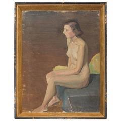 Nude with Bob