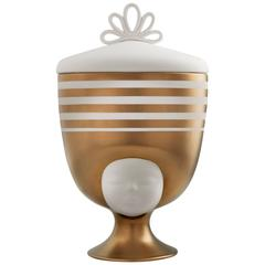Sister Louise Vase, Special Edition Bronze Designed by Pepa Reverter for Bosa