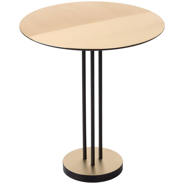 Satin Table Designed by Chiara Andreatti for Mingardo