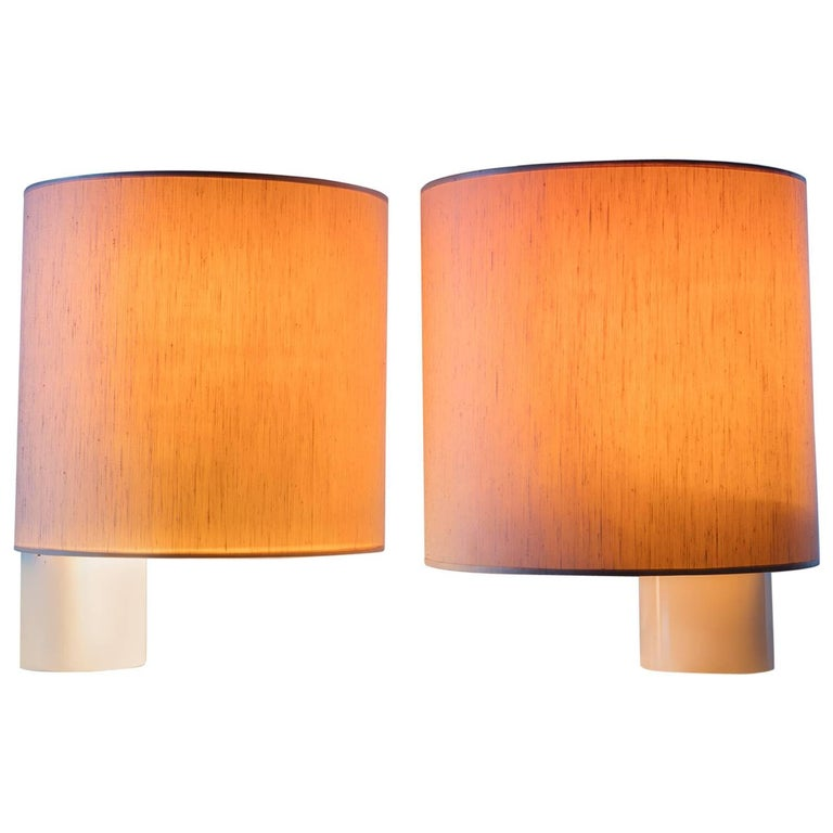 "Pair of ""Fluette"" Table Lamps by Giuliana Gramigna for Quattrifolio For Sale"