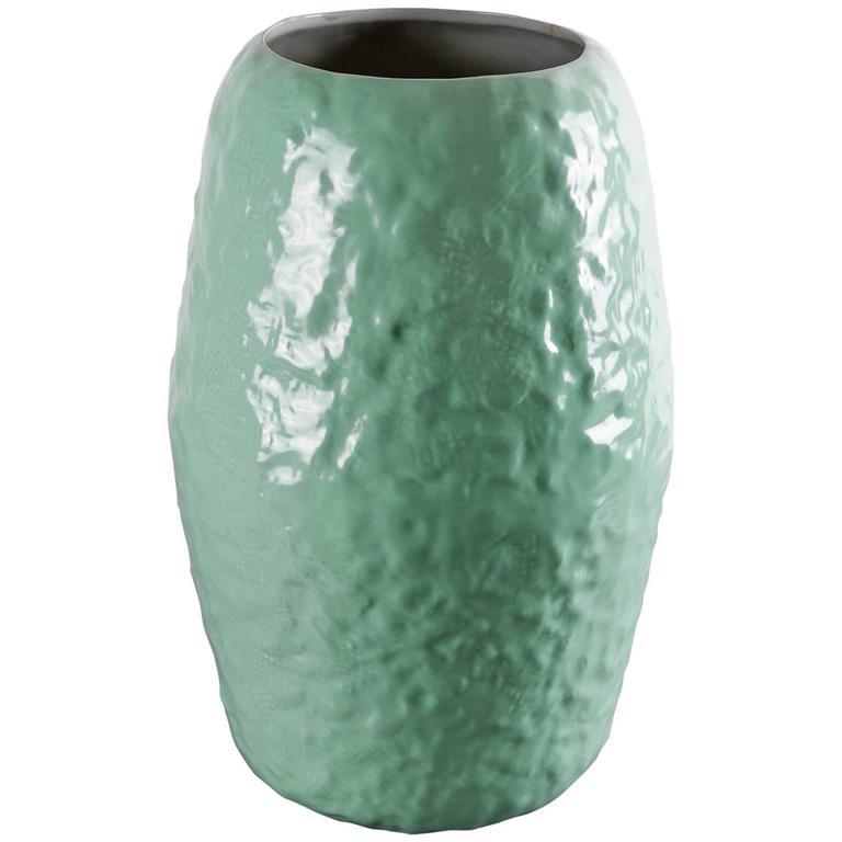 Ceramic Vase by Guido Andloviz for S.C.I. Laveno
