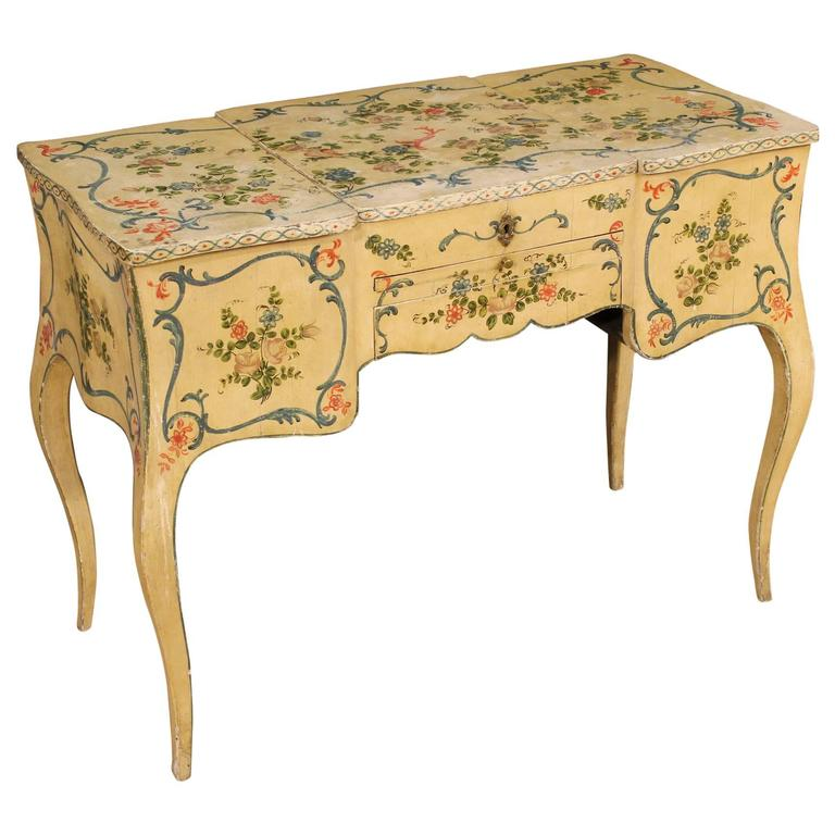 19th Century French Dressing Table 1