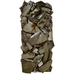 Abstract Wall Hanging Sculpture by Paulden Evans