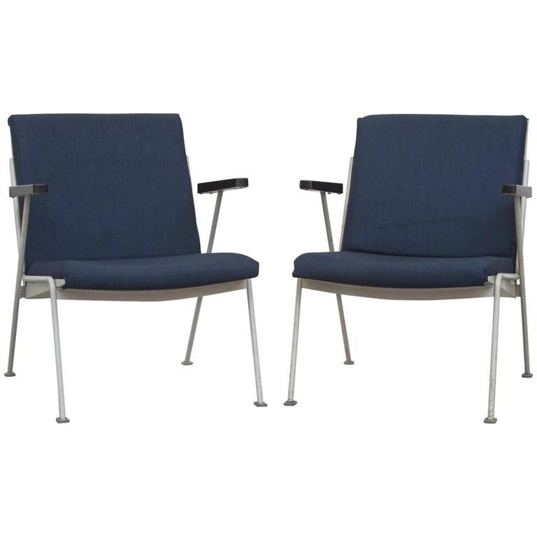 Ahrend de Cirkel Oase Lounge Chairs by Wim Rietveld