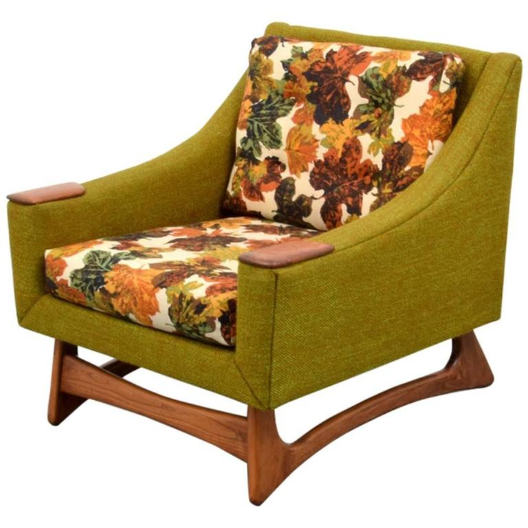 """Lounge Chair from the """"American Leisure"""" Collection by Kroehler, ca. 1966"""