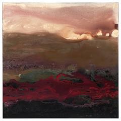 """Sahara Mist"" Original Painting by Ashley Mayel"