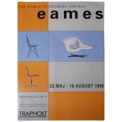 Eames Exhibition Poster, 1998