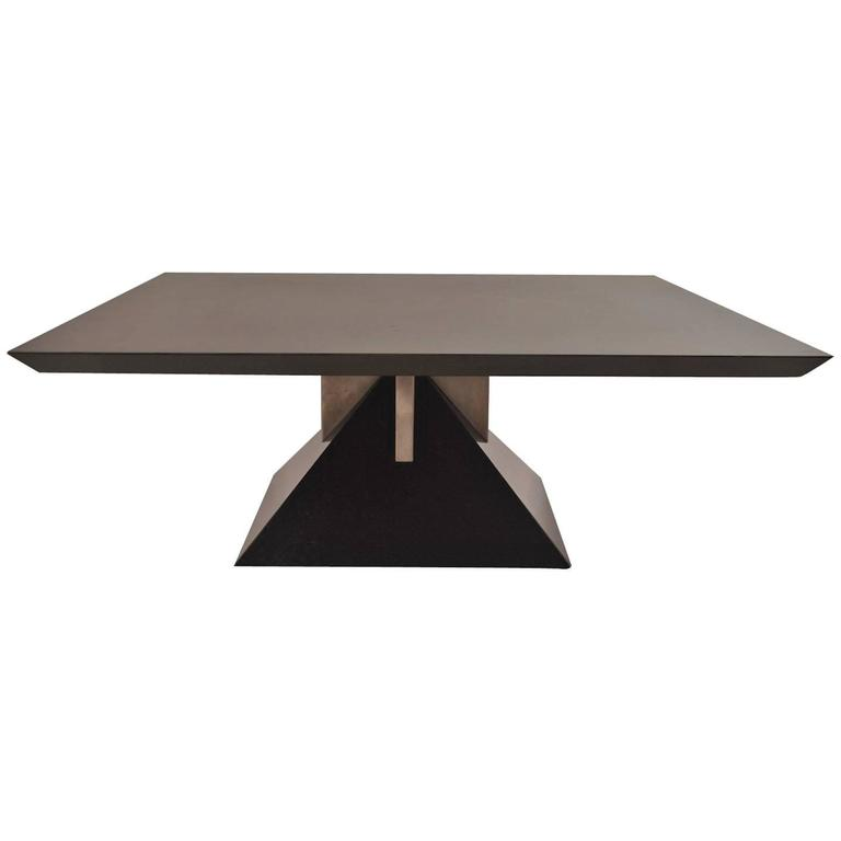 Brueton Coffee Table By Stanley Jay Friedman Chow Too For Sale At - Chow coffee table