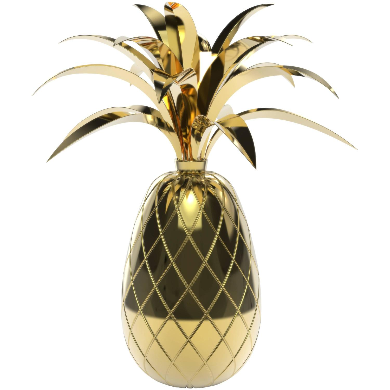 european gold plated brass miranda pineapple table lamp. Black Bedroom Furniture Sets. Home Design Ideas