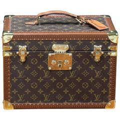 1980s Louis Vuitton Vanity Case