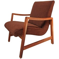 Jens Risom Armchair for Knoll