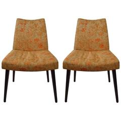 Pair of Decorative Chairs After Wormley