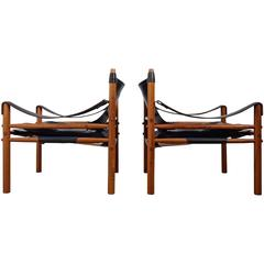 "Arne Norell ""Sirocco"" Easy Chairs Sirocco"