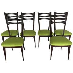 Set of Six Chairs by Stella