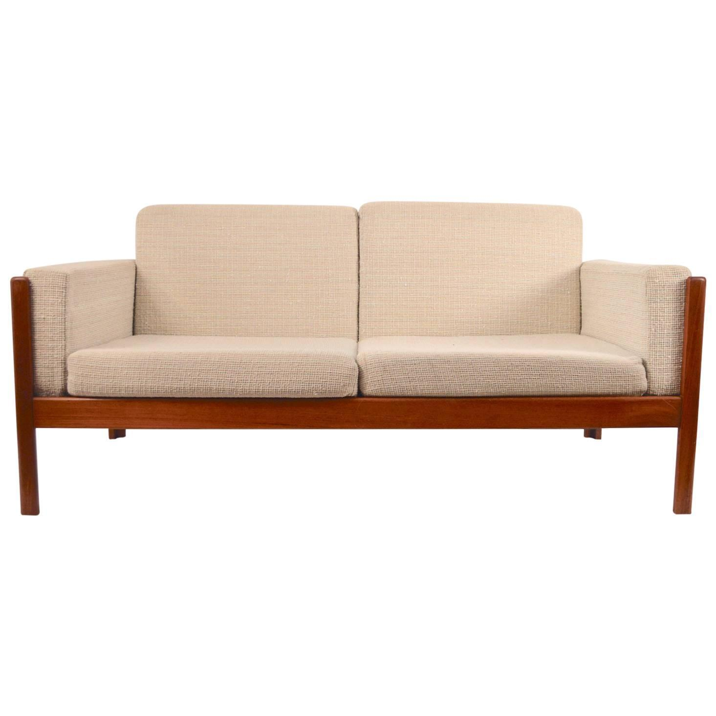 Danish Modern Loveseat By Westnofa For Sale At 1stdibs