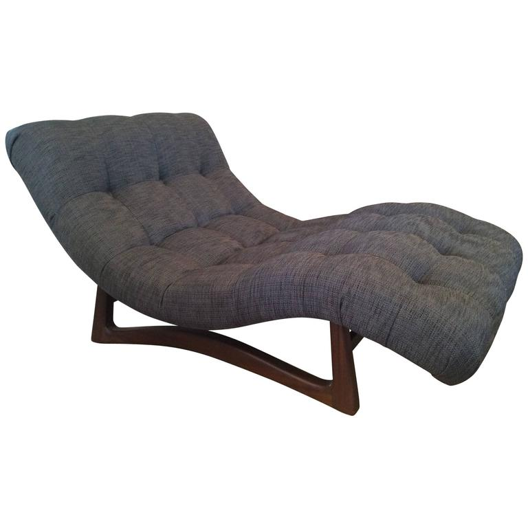 Curved Chaise Lounge Design Decoration