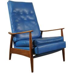 Milo Baughman Armchair and Recliner for Thayer Coggin