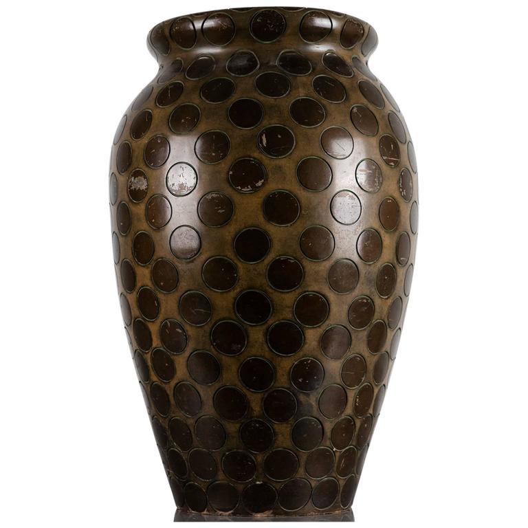 Large Ceramic Vase by Zaccagnini