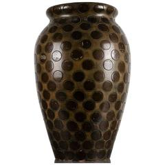 Large Ceramic Vase by Zaccagnini