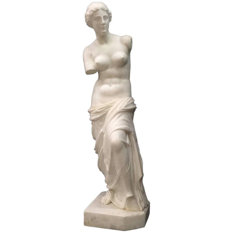marble statue of a wounded amazon Stone sculpture highlighted in the met collection.
