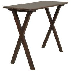 George III Walnut Table