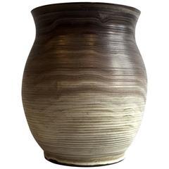Bauhaus Delius Hameln Stoneware Vase