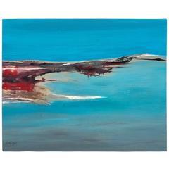 """Peninsula"" Original Painting by Ashley Mayel"