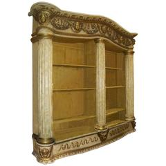 19th Century Monumental Architectural Bookcase