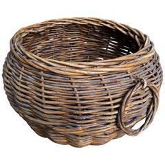 Vintage Basket, American, 1970s