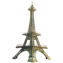 Giant Midcentury Eiffel Tower