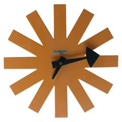 George Nelson & Associates Asterisk Clock for Howard Miller