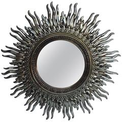 Monumental Sunburst Mirror