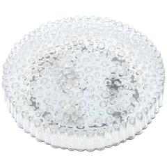 Pair of Limburg Bubble Glass Flush Mounts