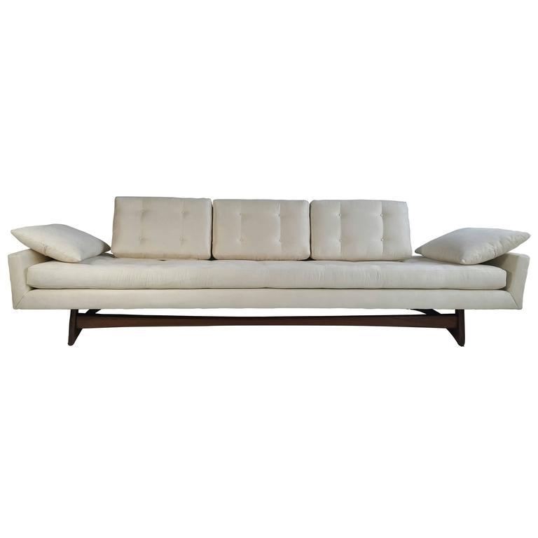 "Adrian Pearsall Gondola"" Sofa Model 2408 for Craft"