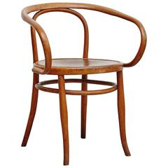 Thonet 209 Armchair by August Thonet for Thonet, circa 1900