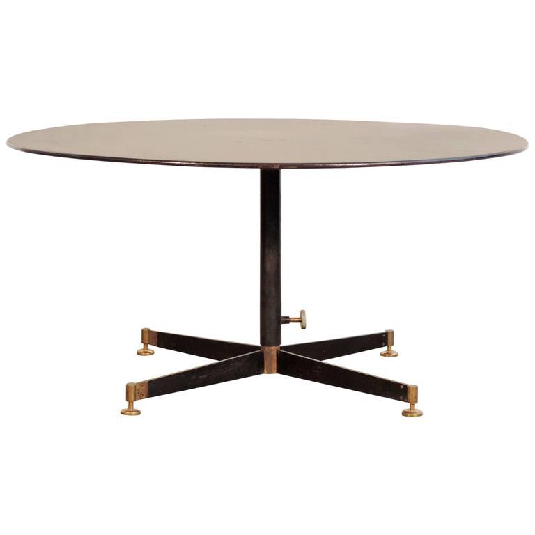Ignazio Gardella Adjustable Low Table for Azucena