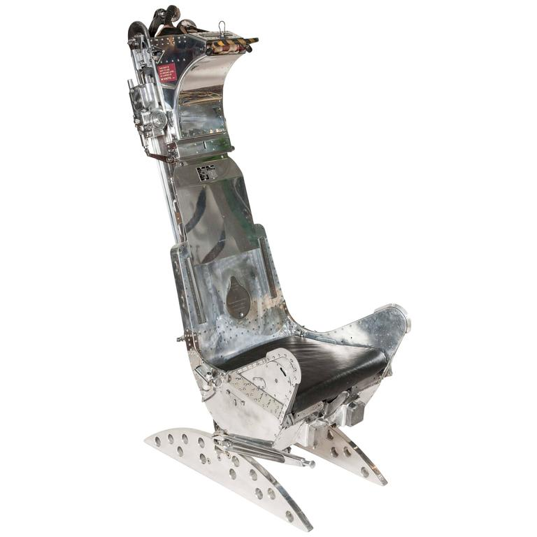 English Electric Canberra Jet Bomber Ejection Seat By