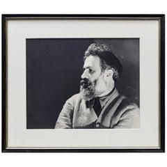 Man Ray Portrait of Constantin Brancusi