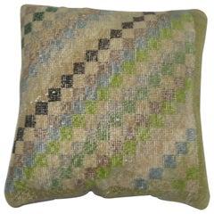 Vintage Turkish Deco Pillow