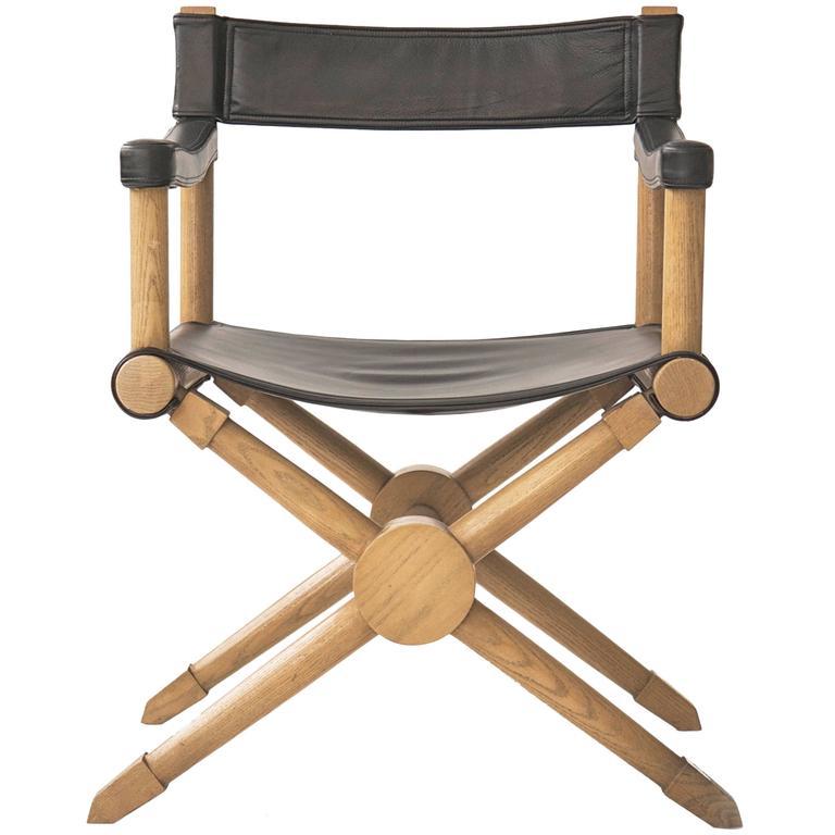 Paul Radocanachi 'Rodo' Chair for Jean-Michel Frank