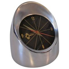George Nelson and Howard Miller Styled Desk Clock