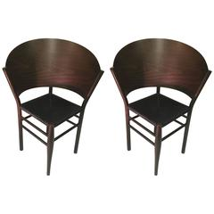 Unique Pair of Philippe Starck Chairs for Aleph