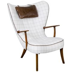 Pragh Easy Chair by Madsen & Schübel