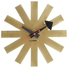 Asterisk Clock by George Nelson, circa 1953